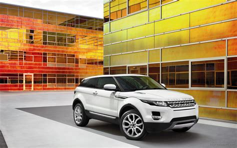 2018 Land Rover Range Rover Evoque Wallpaper Hd Car