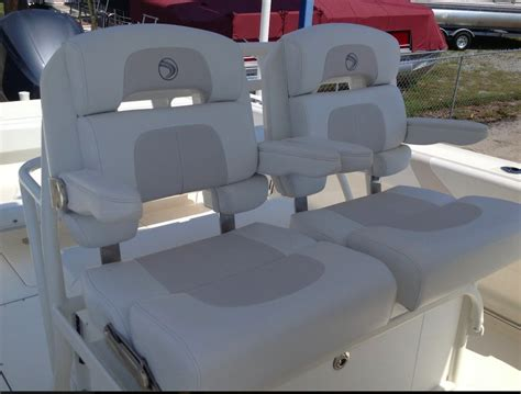 Lebroc Boat Chairs by Sold Fs 25 Quot 2 Taco Marine Helm Chairs