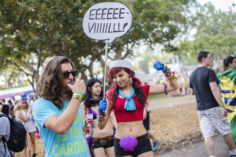 The Fashion of Ultra Music Festival 2016 | Slideshow Photos | L.A. Weekly