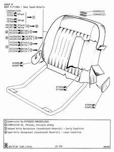 Seat Squab Details   Canley Classics