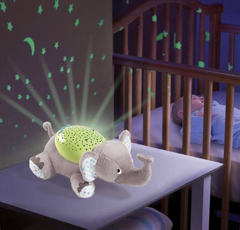 crib mobile with lights baby musical cot mobile light projector nursery