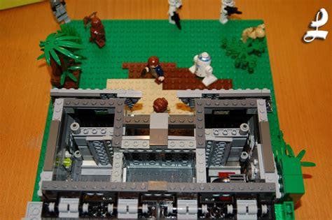 moc endor bunker lego star wars eurobricks forums