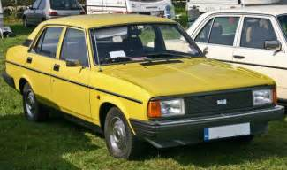 Running out of road: Classic cars like the Allegro ...