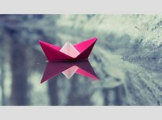 Origami HD Wallpaper, High Definition, High Quality