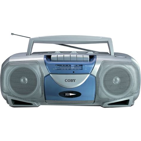 Cassette Cd Player by Cd 545 Portable Stereo Cd Player With Cassette And
