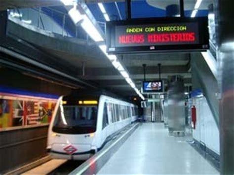 le metro de madrid accueille  projet de geothermie