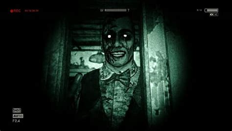 What Makes A Horror Game?