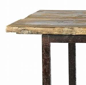 Esstisch Holz Metall Design : jenny esstisch holz metall industriedesign alle tische esstische ~ Buech-reservation.com Haus und Dekorationen