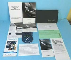 15 2015 Chrysler 200 Owners Manual  User Guide With