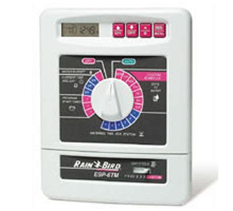 irrigation products rainbird rain bird controllers timers residential commercial