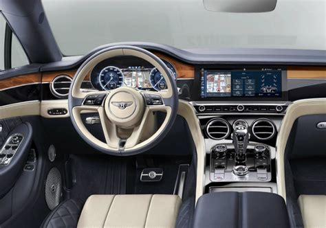 bentley flying spur redesign price  review news