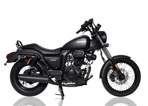 Sinnis Hoodlum Euro 4 Efi 125cc