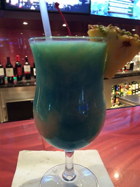 carnival cruise lines cocktails