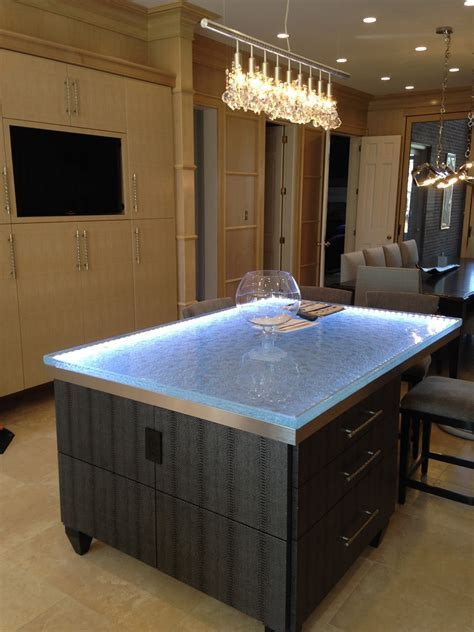 Stunning Glass Countertops by CBD Glass   iCreatived