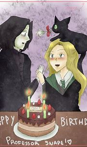Happy Birthday Professor Snape! by HalfBlood-Prophetie on ...