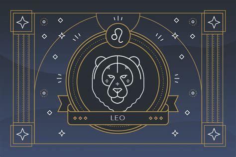 zodiac sign leo symbol personality strengths