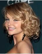 Cute Medium Length Wav...Medium Length Black Curly Haircuts