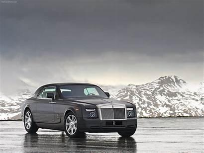Rolls Royce Phantom Coupe Wallpapers 2009 Royal