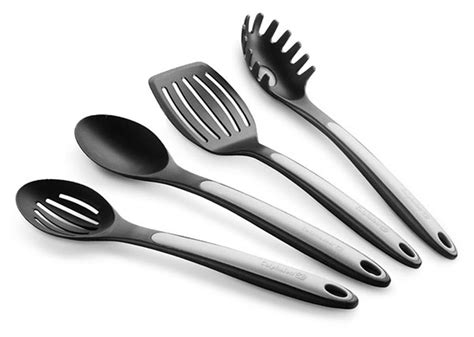 calphalon nylon utensil set  piece cutlery