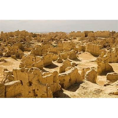 Panoramio - Photo of China Xinjiang Turfan Jiaohe