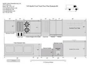 kitchen design plans with island floor plan gallery custom food truck builder manufacturer
