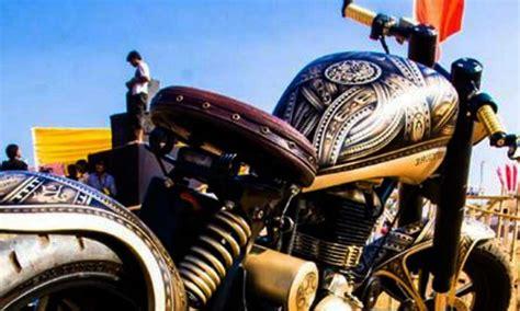 India Bike Week 2015 In Goa Around The Corner