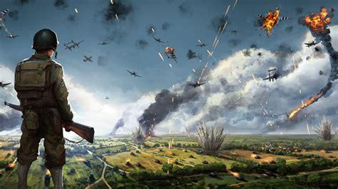 depictions  world war ii  pc games pc gamer
