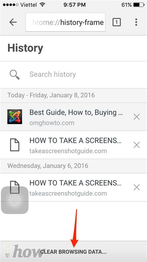 how to delete history from iphone how do i clear history on svchost memory high