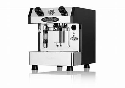 Machine Espresso Gem Fracino Coffee Manual Fill