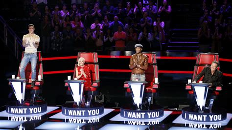 the voice two of blind auditions brings more four