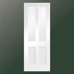 W Glazed Malton Shaker 4 P | Chislehurst Doors