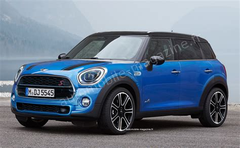 Mini Countryman 2016 Review by Preview 2016 Mini Countryman 6048 Cars Performance