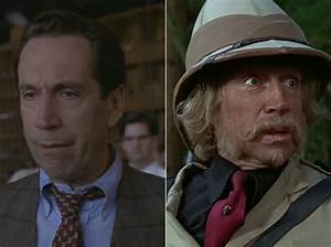 Sam Parrish and Van Pelt are played by the same actor ...