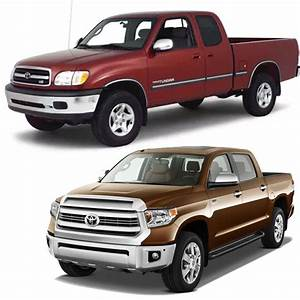 Toyota Tundra All Models  2000-2016