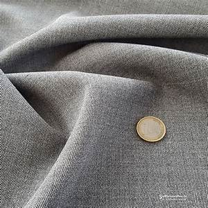 Italienische Stoffe Meterware : italienischer wollkrepp grau meliert wollkrepp wollstoffe ~ Watch28wear.com Haus und Dekorationen