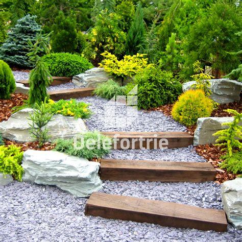 cr 233 ation de marches et escaliers pour le jardin delefortrie paysages