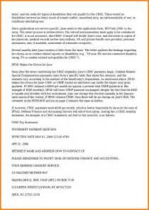Military Retirement Award Letter