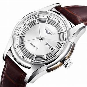 bracelet montre cuir homme luxe With robe fourreau combiné avec bracelet cuir luxe