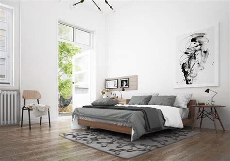 Schlafzimmer Skandinavisch Einrichten 40 Tolle