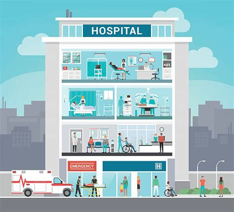 hospital clipart hospital clipart hospital building pencil and in color