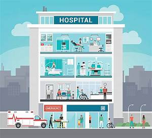 Royalty Free Hospital Clip Art, Vector Images ...