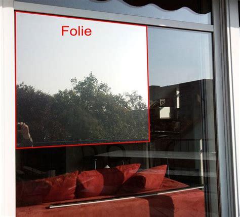 Sichtschutzfolie Fenster Dunkel by Sonnenschutzfolien Silber 90 Ex Au 223 Enansicht 1