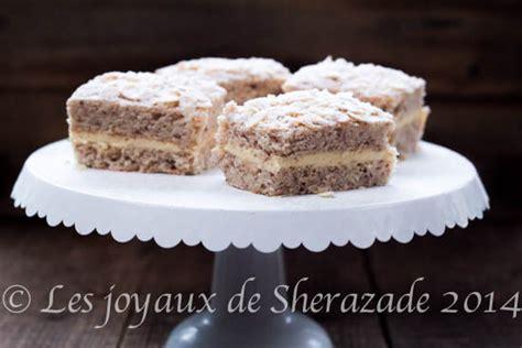 la cuisine de sherazade le gâteau russe chez les pâtissiers algériens les
