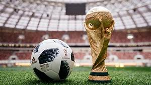 2018 World Cup Tv Guide  Bbc And Itv To Show The Final