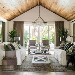 Sparse To Sleek The HGTV Dream Home 2017 Living Room