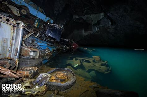 Underground Car Graveyard – Cavern of the Lost Souls ...