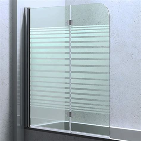duschabtrennung duschwand f 220 r badewanne aus glas
