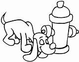 Fire Coloring Hydrant Extinguisher Pages Safety Drawing Printable Clipartmag Getdrawings sketch template