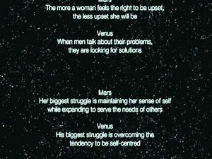 Men Are From Mars, Women Are From Venus Summary - John ...