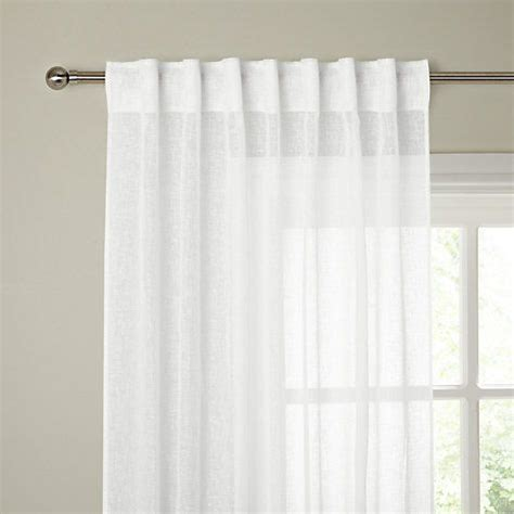 voile curtains ideas  pinterest sheer